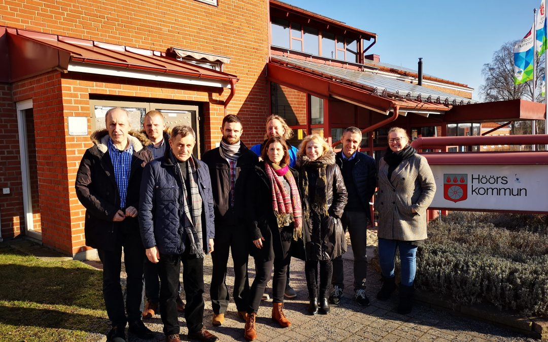 The 3rd project partners meeting completed