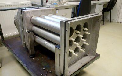 Plasma deodorization experiments will continue soon