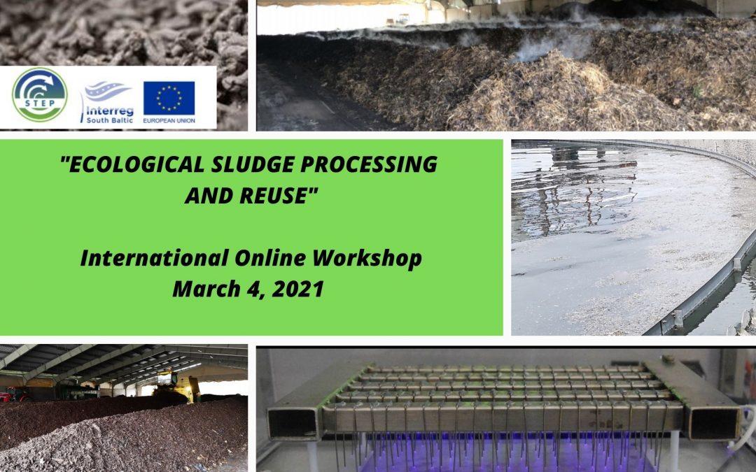 Register to online workshop